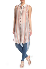 ARATTA Warm Summer Day Hi-Lo Tunic