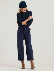 Lucky Brand Paper Bag Utility Pant