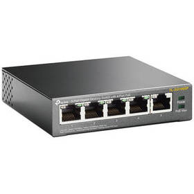 TP-Link TL-SG1005P 5-Port Gigabit PoE Unmanaged Sw