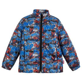 Disney Spider-Man Lightweight Puffy Jacket for Kid