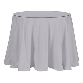 84 inch Essential Tablecloth - Select Colors