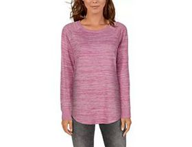 Natural Reflections Long-Sleeve Sweater-Knit Tunic