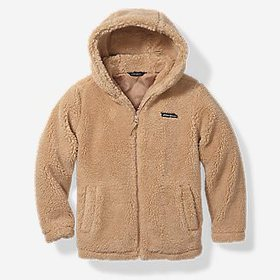 Girls' Quest Sherpa Fleece Jacket
