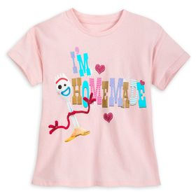 Disney Forky T-Shirt for Girls – Toy Story 4