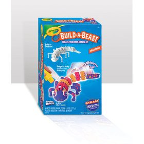 Crayola Build-a-Beast Model Magic Kit for Dragonfl