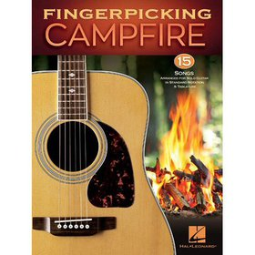Fingerpicking Campfire: 15 Songs Arranged for Solo