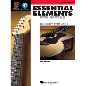 Essential Elements for Guitar, Book 2 : Comprehens