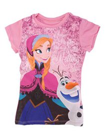 Disney Frozen Anna and Olaf Melting For Juniors Pi