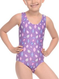 Danskin Girl's Gymnastics Leotard (Little Girls &
