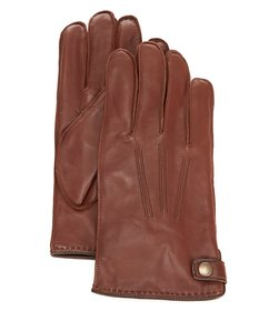 Fownes Men's Side Tab Leather Glove