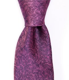 Murano Rosston Floral Skinny 2.75#double; Silk Tie