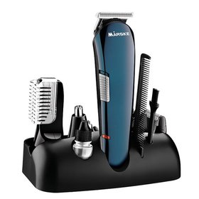 5 in 1 Rechargeable Bald Head Shaver Razor Hair Be