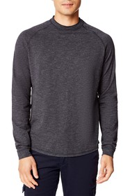 Good Man Brand Athletic Crew Neck Long Sleeve T-Sh
