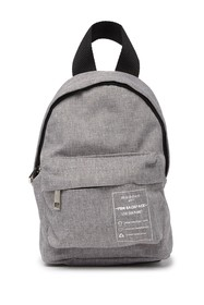 Madden Girl Recycled Small Backpack