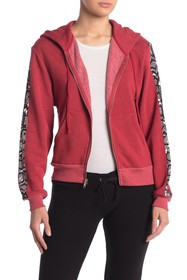WILDFOX Everyday Python Track Jacket
