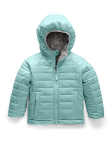 The North Face Girl's Reversible Mossbud Swirl Jac