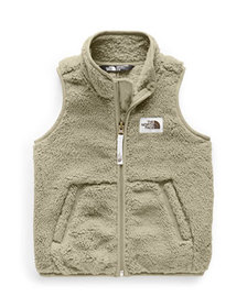 The North Face Boy's Campshire Sherpa Fleece Vest,