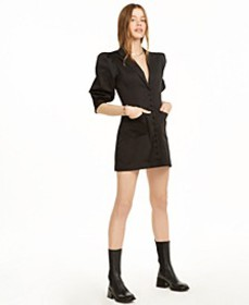 Tuxedo Mini Dress, Created for Macy's