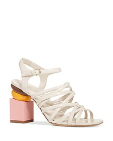 Salvatore Ferragamo - Women's Leonor Strappy Block
