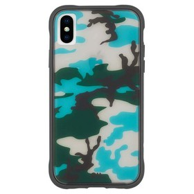 Case-Mate iPhone Xs Tough Camo Case