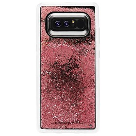 Case-Mate Samsung Galaxy Note8 Rose Gold Waterfall