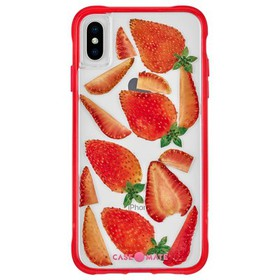 Case-Mate iPhone Xs Max Tough Juice Summer Berries