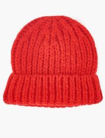 Lucky Brand Solid Knit Beanie Hat