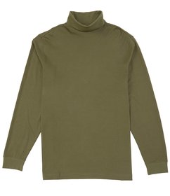 Roundtree & Yorke Long-Sleeve Solid Seamless Turtl