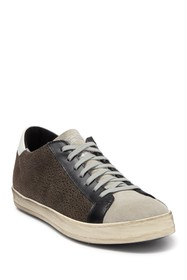 P448 F9 John Leather Sneaker