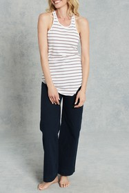 Frank & Eileen Tee Lab Base Layer Stripe Tank Top