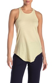 Frank & Eileen Tee Lab Base Layer Raw Hem Tank Top