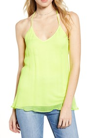 Bailey 44 Tree Frog Silk Tank Top