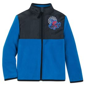 Disney Spider-Man Pieced Fleece Jacket for Kids