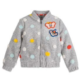 Disney Dumbo Polka Dot Jacket for Girls