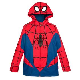 Disney Spider-Man Rain Jacket for Kids