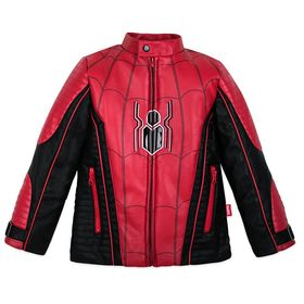 Disney Spider-Man Motocross Jacket for Boys