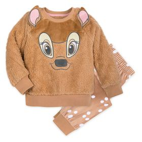 Disney Bambi Pajama Set for Girls