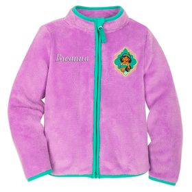 Disney Jasmine Zip Fleece Jacket for Kids – Person