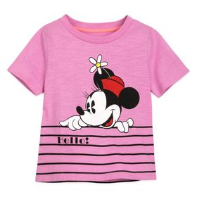 Disney Minnie Mouse T-Shirt for Girls – Summer Fun