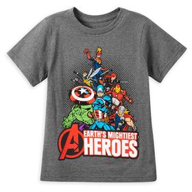 Disney Marvel Avengers T-Shirt for Boys