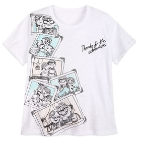 Disney Carl and Ellie T-Shirt for Women – Up