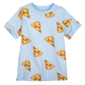 Disney Mickey Mouse Pizza T-Shirt for Boys