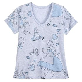 Disney Alice in Wonderland T-Shirt for Women