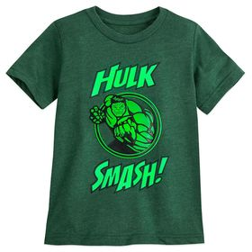 Disney Hulk T-Shirt for Boys
