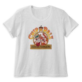 Disney Chip 'n Dale Rescue Rangers T-Shirt for Wom