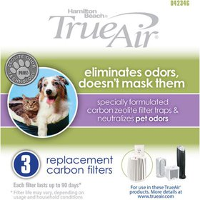 Hamilton Beach True Air Replacement Carbon Filter