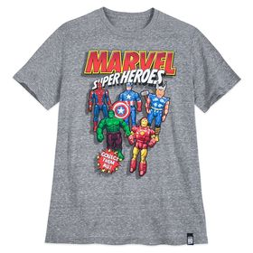 Disney Marvel Super Heroes T-Shirt for Men
