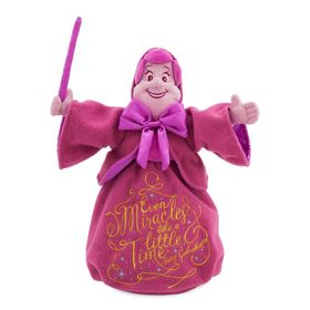Disney Disney Wisdom Plush – Fairy Godmother – Cin