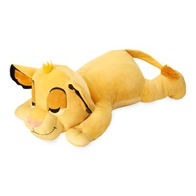 Disney Simba Cuddleez Plush – Large – 26''