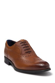 Ted Baker London Mitack Wingtip Leather Oxford